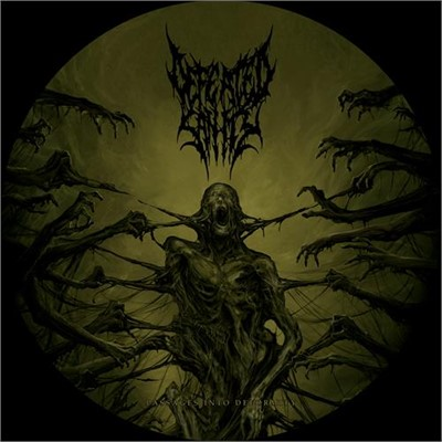 Defeated Sanity - Passages Into Deformity Limited Edition Picture Disc Lp