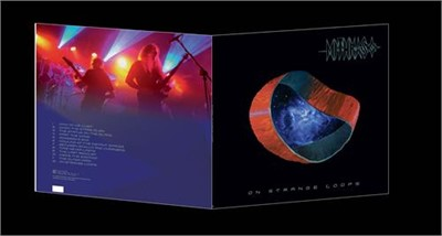 Mithras - On Strange Loops Limited Edition Gatefold (2Xlp)